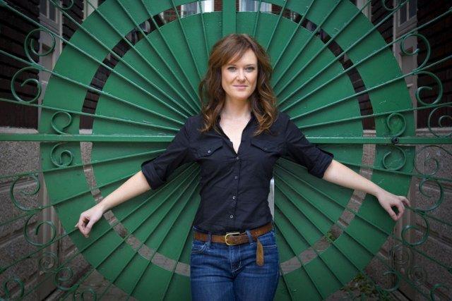 Mara Tremblay fait paraître aujourd'hui un premier roman... (Photo: Alain Roberge, La Presse)