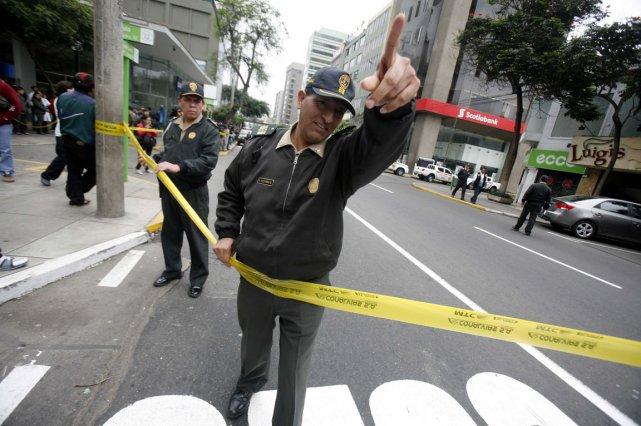Trois journalistes ont été assassinés cette année au... (Photo: Enrique Castro-Mendivil, Reuters)