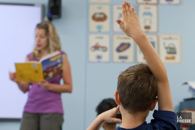 Plan de la CAQ en éducation: les syndicats «agréablement surpris», mais prudents