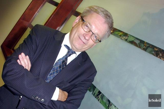 Rémi Quirion est le tout premier scientifique en... (Photothèque Le Soleil, Jean-Marie Villeneuve)