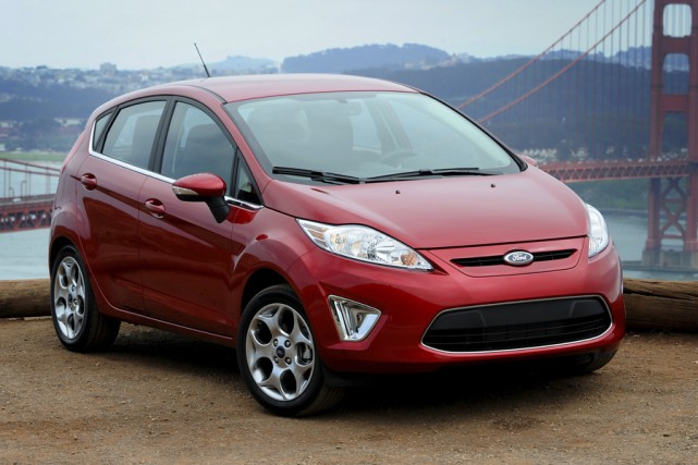 La transmission PowerShift de la Fiesta est montrée... (Photo fournie par Ford)