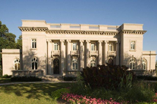 Le Château Dufresne, de style beaux-arts, a servi... (Photo fournie par le Château Dufresne)