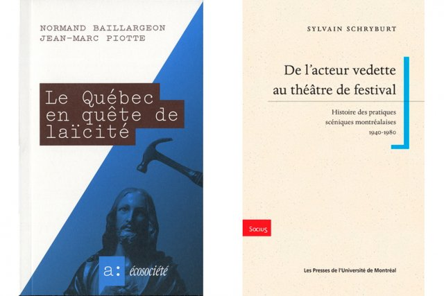 Le Québec en quête de laïcité, de Normand...