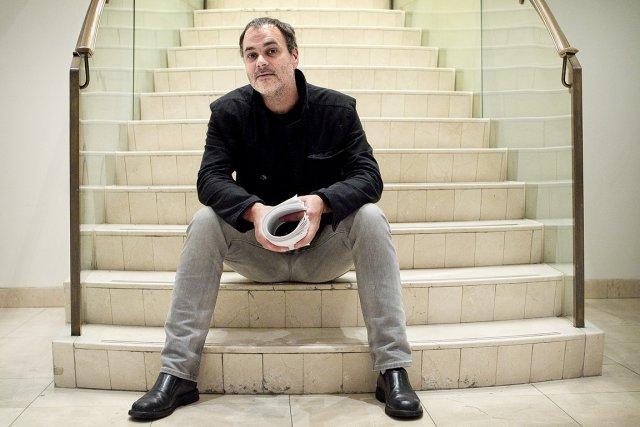 Simon Leclerc est un touche-à-tout et ne s'en... (Photo: Marco Campanozzi, La Presse)