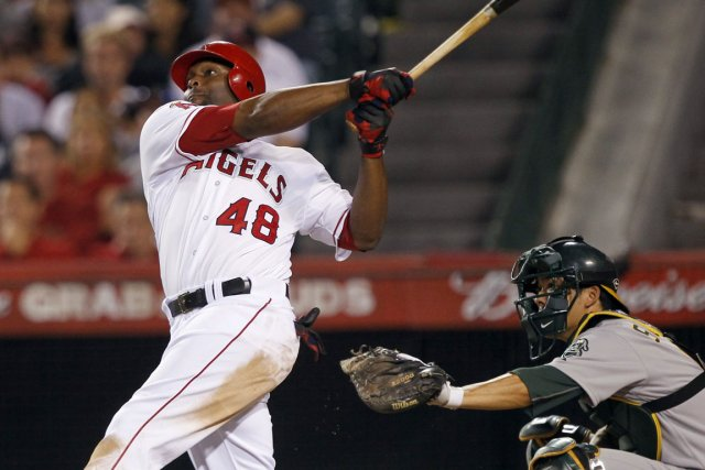 Torii Hunter... (Photo: Reuters)