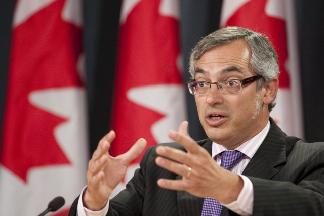 Tony Clement... (Photo d'archives Adrian Wyld, Archives PC)