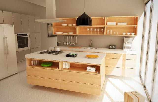 Trouver du bois carole thibaudeau design for Trouver une cuisine