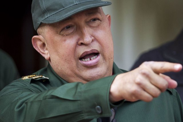 «Je vais bien,  malgré le fait que... (Photo: Carlos Garcia Rawlins, Reuters)