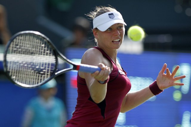 Vera Zvonareva... (Photo: Reuters)