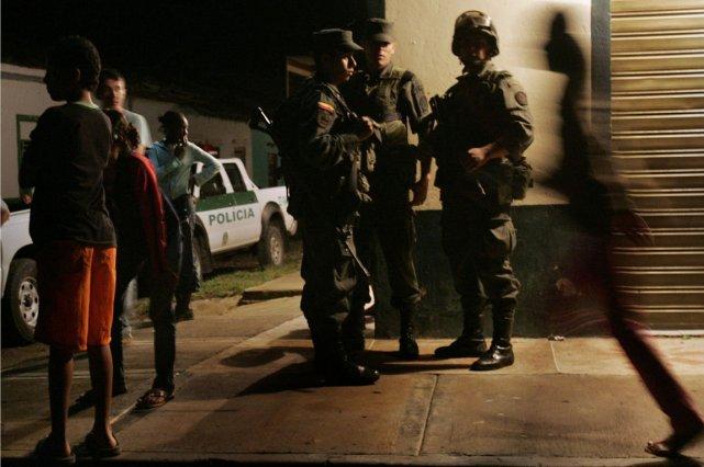 Un accord visant à ouvrir des négociations à l'étranger a été conclu entre le... (Photo: Christian Escobar Mora, AP)