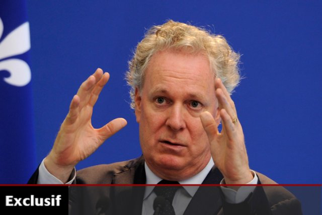 Jean Charest... (Photo: Reuters)