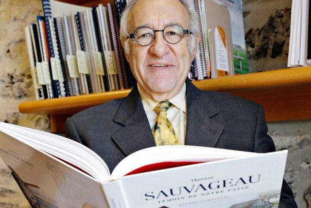 Président-directeur général du Salon international du livre de... (Photo Le Soleil, Pascal Ratthé)