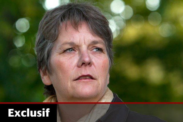 Chantal Rouleau, mairesse de Rivière-des-Prairies-Pointe-aux-Trembles.... (Photo: Robert Skinner, La Presse)