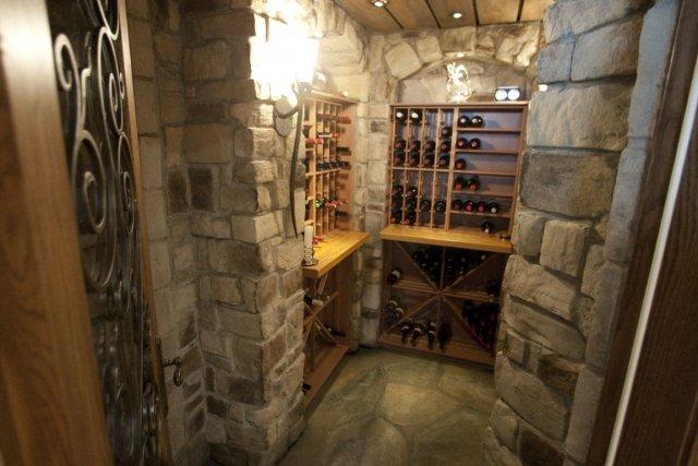 Construire Cave A Vin Maison bâtir une cave à vin: où, comment et combien ? | karyne duplessis