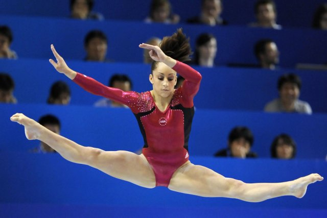 gymnastique jordyn wieber rafle l 39 or au concours g n ral sports. Black Bedroom Furniture Sets. Home Design Ideas