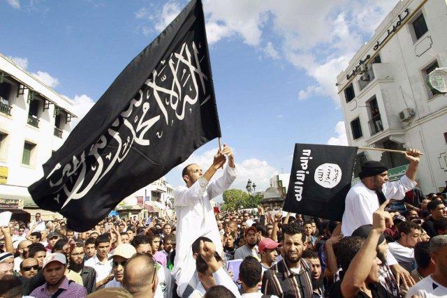 À quelques jours de l'élection d'une assemblée constituante,... (Photo: Reuters)