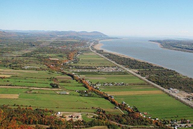 La demande de dézonage de 364 hectares par... (Photothèque Le Soleil, Sylvain Desmeules)