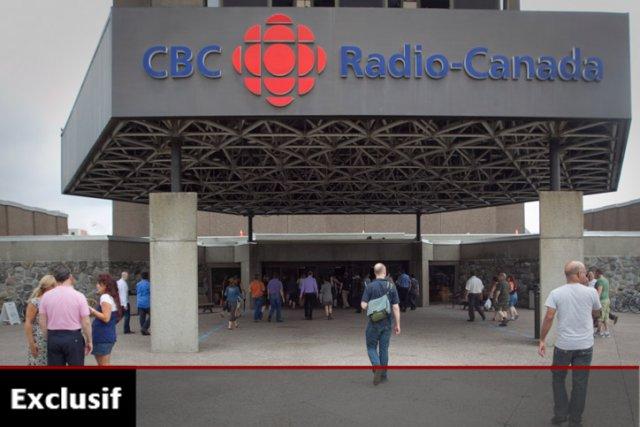 Les primes au rendement battent tous les records à Radio-Canada et son pendant... (Photo: Ivanoh Demers, La Presse)