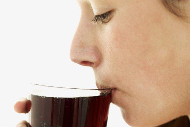 Comme la consommation de cigarette et d'alcool, celle de boissons  gazeuses... (Photos.com)