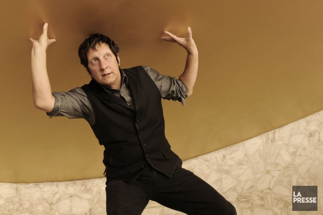 Robert Lepage... (Photo: Bernard Brault, La Presse)