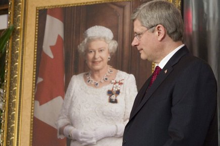 La démarche de Stephen Harper rappelle celle de... (Photo: PC)