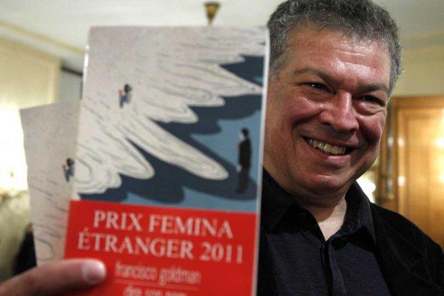Francisco Goldman... (Photo AFP)
