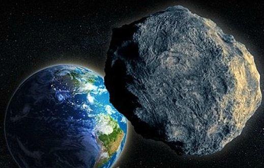 L'astéroïde sera malheureusement difficile à observer du Québec,...