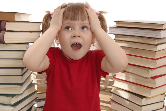 Les enfants autistes ont plus de neurones et un cerveau plus gros que  ceux qui... (Photos.com)