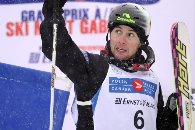 Alexandre Bilodeau participera ce week-end au grand prix... (Photo: Bernard Brault, La Presse)