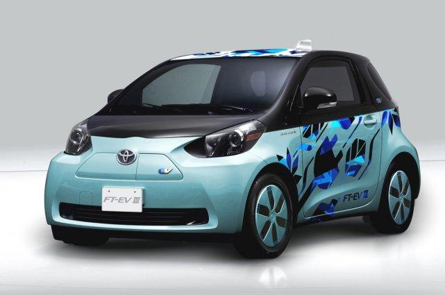 Toyota affirme vouloir lancer dès l'an prochain la... (Photo fournie par Toyota)