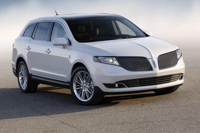 Le Lincoln MKT 2013, l'élégance à l'état pur?... (Photo fournie par Ford)