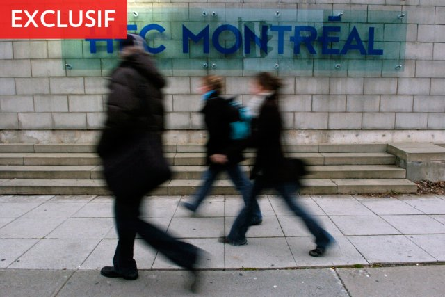 Au baccalauréat trilingue en administration des affaires de... (Photo: André Tremblay, archives La Presse)