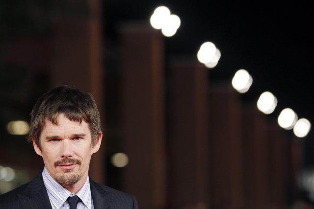 L'acteur américain Ethan Hawke s'invite dans le débat... (Photo: Max Rossi, Reuters)