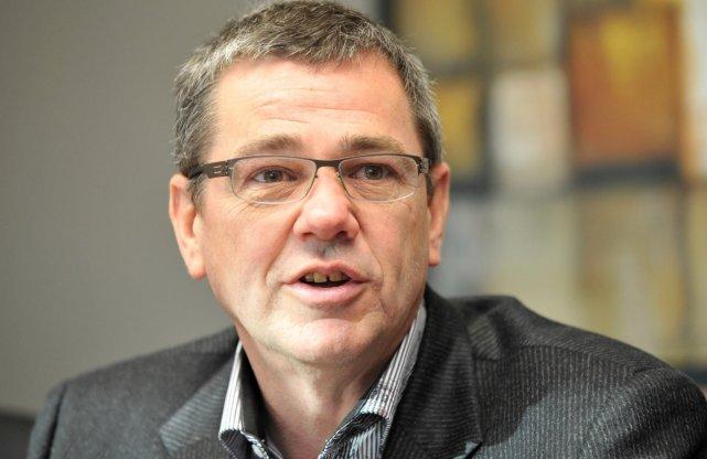 Christian Bergeron, président de Chaussures Régence...