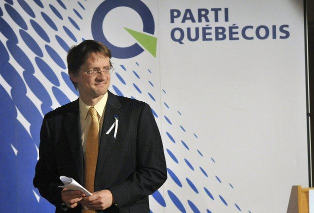 Sylvain Gaudreault... (Le Quotidien, Jeannot Lévesque)