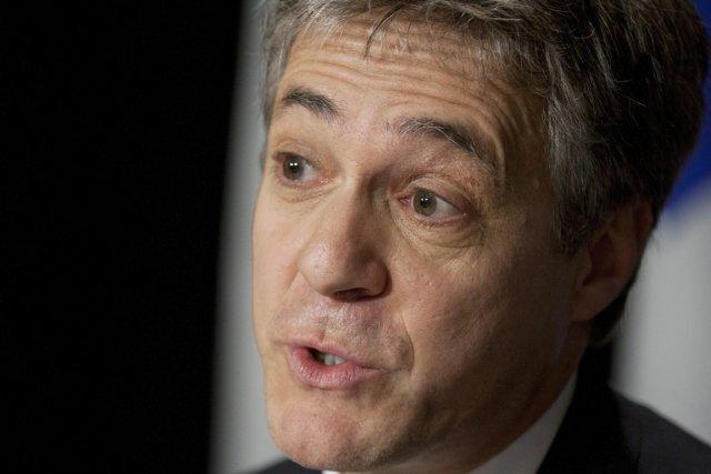 Le vérificateur général du Québec, Renaud Lachance,a examiné... (Photo: Jacques Boissinot, PC)