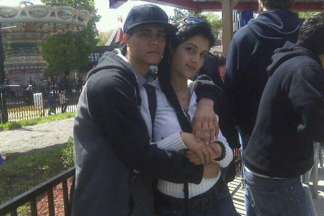 Ricardo Sanchez et Sahar Shafia.... (Photo fournie par la Cour)