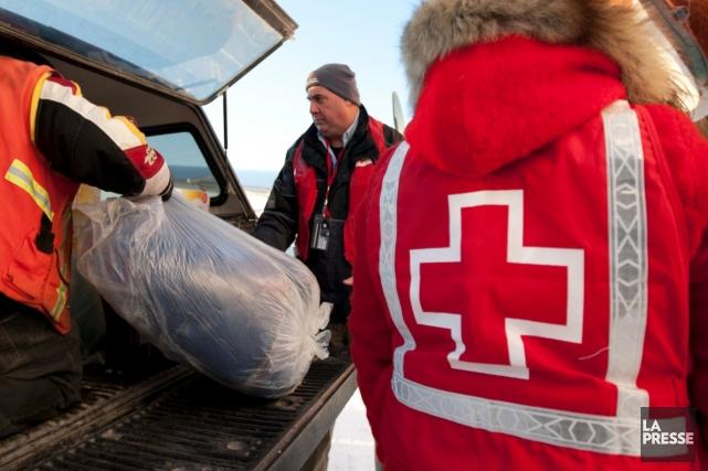 Deux interventions ont particulièrement marqué l'année 2012 pour... (Archives, La Presse Canadienne)