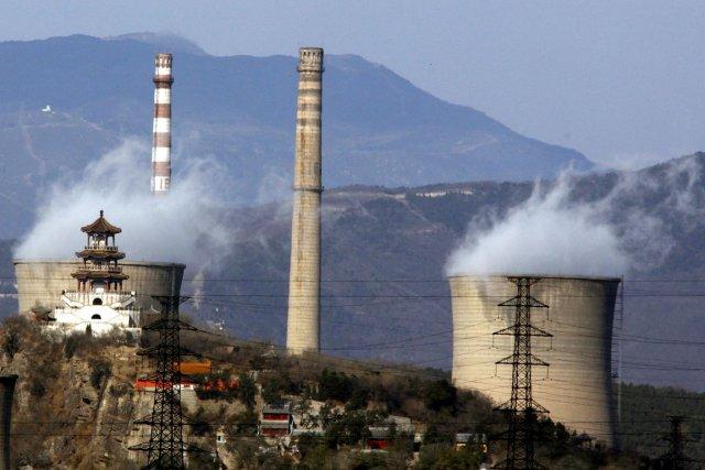 5 pays responsables de la moiti des missions de gaz for Fabrica de chimeneas