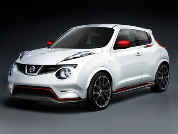 Le concept Nissan Juke Nismo.... (Photo fournie par Nissan)
