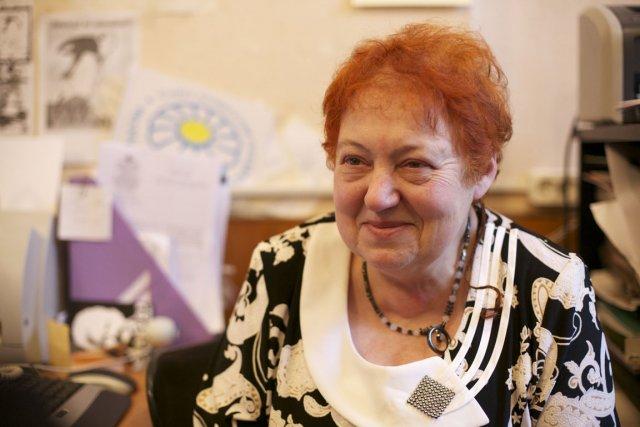 Secrétaire générale de l'Union des comité de mères... (Photo: Alexander Zemlianichenko Jr)