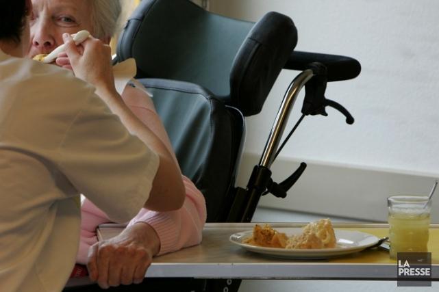 L'amélioration des services dispensés auprès des personnes passe... (Photothèque Le Soleil)