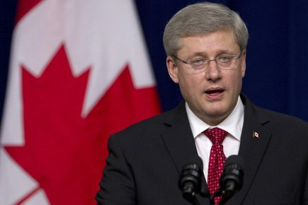 Le retrait du gouvernement Harper du protocole de... (Photo: AP)