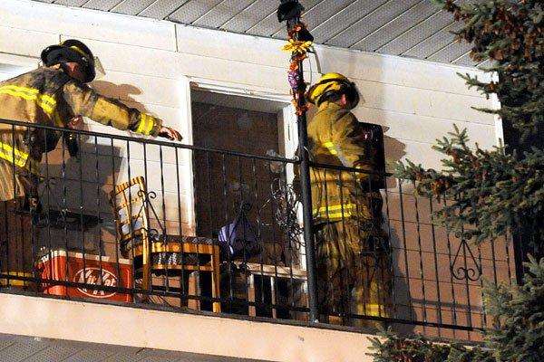 Un incendie de cuisine, survenu un peu avant 5h vendredi matin, a causé la mort... (Archives La Tribune)