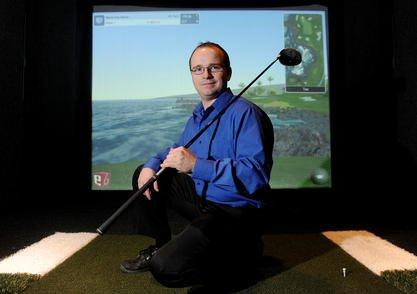 Le march du golf int rieur bient t satur j r me for Golf interieur quebec