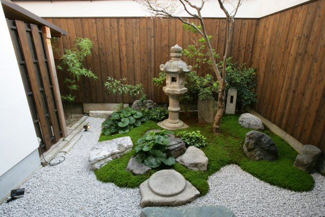 Beautiful creer un mini jardin japonais gallery design for Jardin japonais miniature