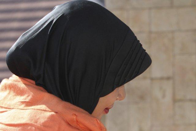 Le hijab est devenu un symbole politico-religieux dans... (Photo: Photos.com)