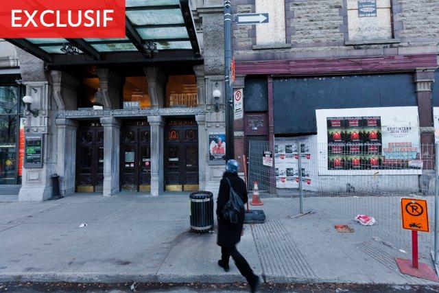 Les neuf immeubles problématiques ont été acquis par... (Photo: Ivanoh Demers, La Presse)