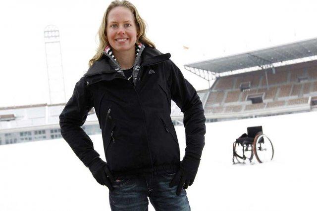 Monique van der Vorst... (Photo AP)