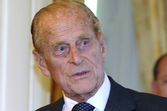 Le prince Philip.... (Photo: Torsten Blackwood, AP)